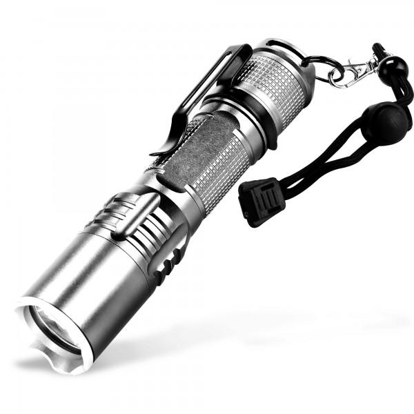 Mini LED svítilna 11 cm 100 lm/3 W CREE XPE