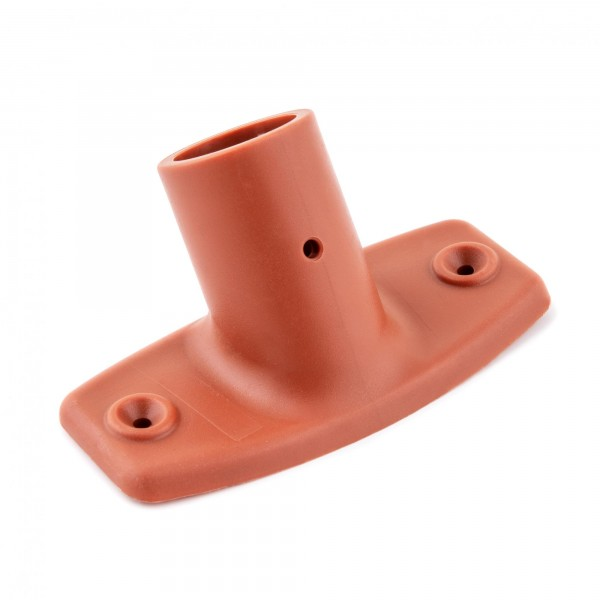 Plastový držák pro násady s průměrem 25 mm - 4 otvory