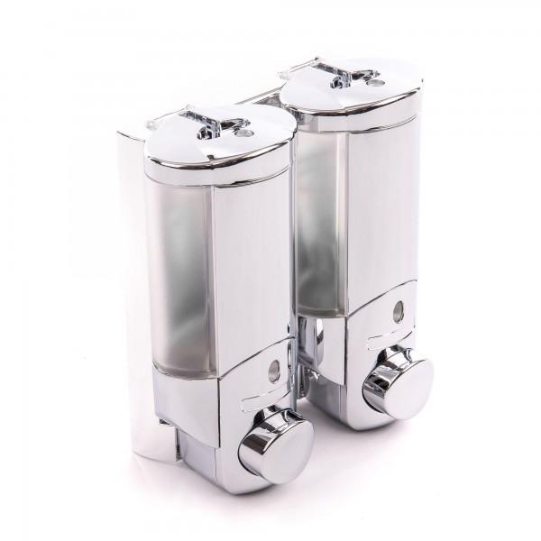 Dávkovač mýdla / dávkovač tekutého mýdla - Duo 420 ml