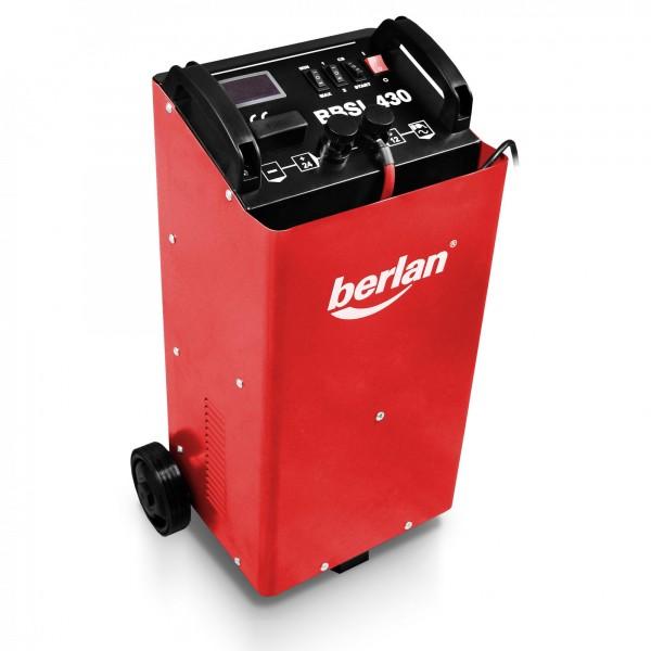 Startovací vozík a nabíječka akumulátorů 12/24 V - BBSL430