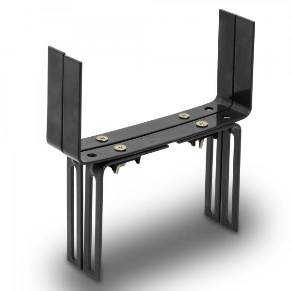 Držák truhlíku antracit typ H do 25 kg