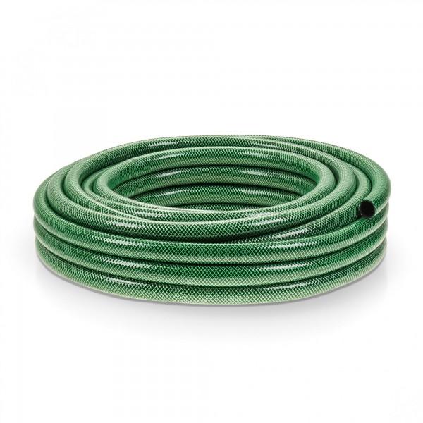 """Zahradní hadice 1"""" - 25 m - tmavě zelená"""