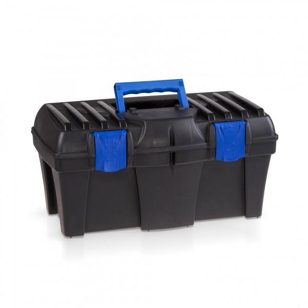 Kufřík na nářadí 46 cm box na nářadí Prosperplast Caliber modrý 460 x 257 x 227