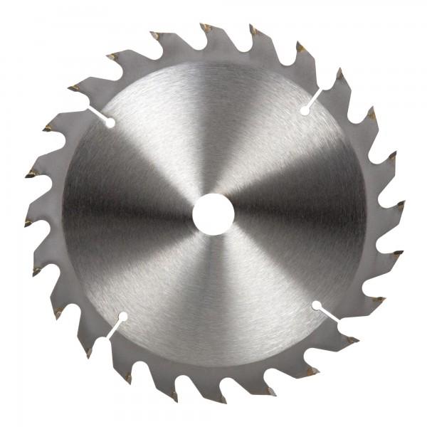 185 mm pilový kotouč - 24 zubů, tvrdý kov