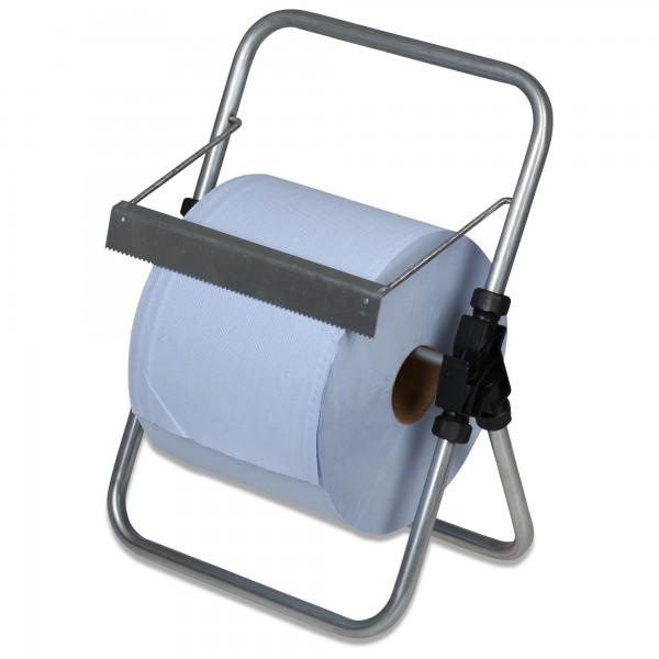 Stojan na role s papírovými utěrkami