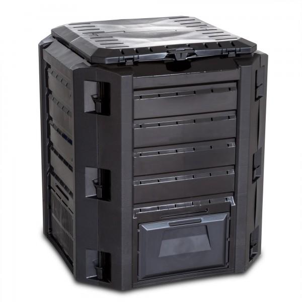 Kompostér černý Prosperplast Compogreen 380 l