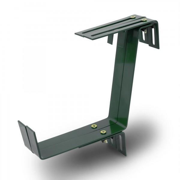 Držák truhlíku zelený typ E do 35 kg