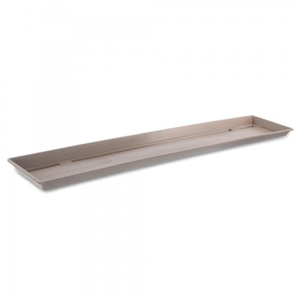 Velká miska 80 cm šedá