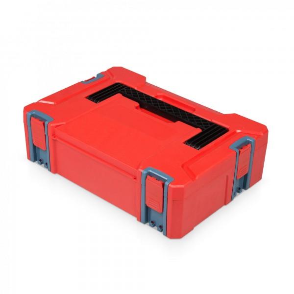 Box na nářadí vel. S 443 x 310 x 128 mm stohovací
