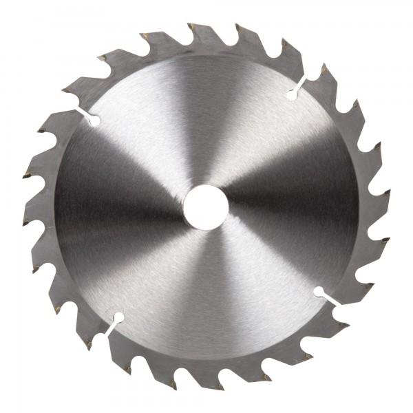 210 mm pilový kotouč - 24 zubů, tvrdý kov