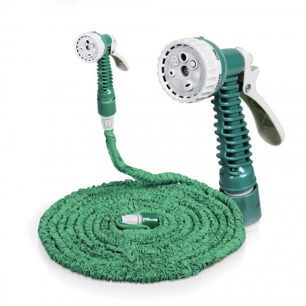 BERLAN smršťovací flexibilní vodní hadice 10 - 30 metrů - GREEN LINE -