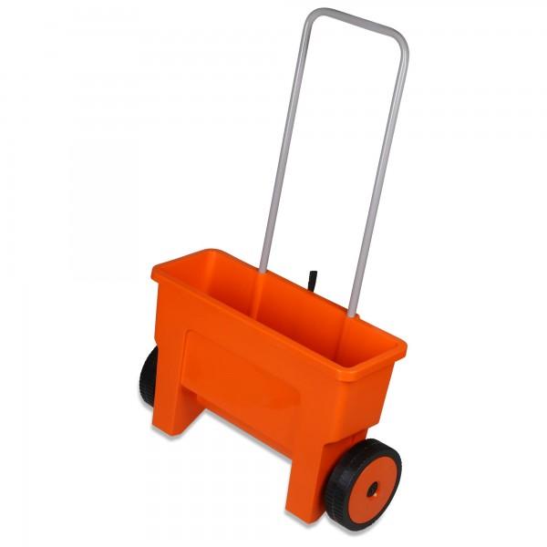 XXL posypový vozík 22 litrů záběr 45 cm