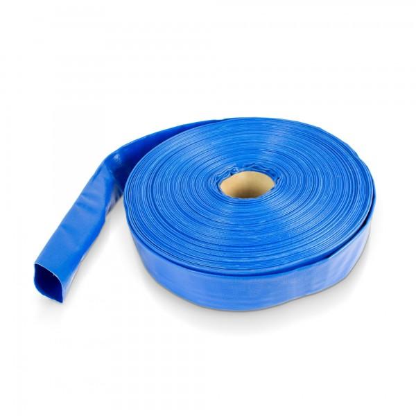 PVC plochá hadice 2'' 50 m, odolná vůči UV záření a povětrnosti, BRADAS
