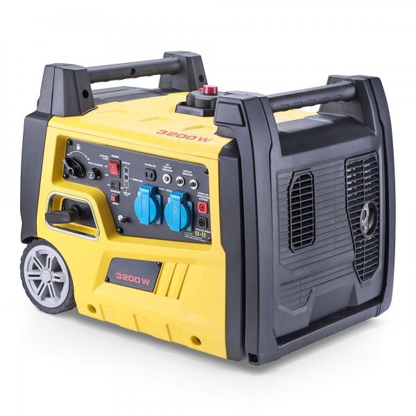 Elektrocentrála digitální invertorová 3200 W - 5,4 PS, elektrický start