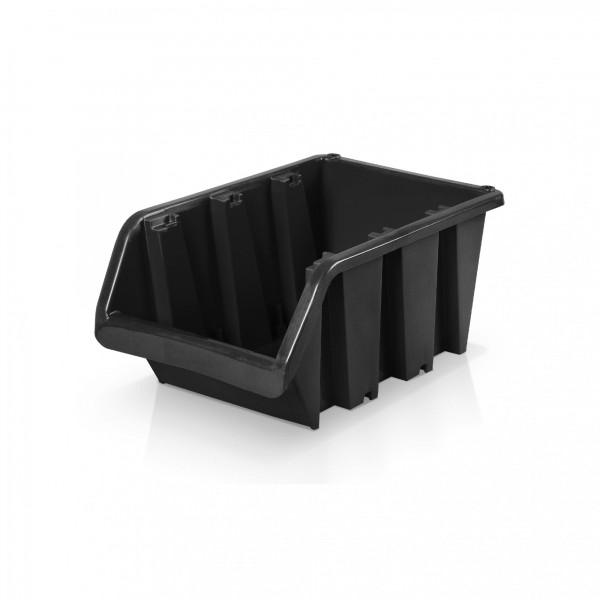Box úložný černý TRUCK NP10 plastový , 16 x 23 x 12 cm