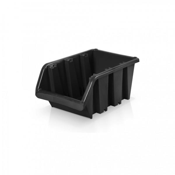 Box úložný černý TRUCK NP8 plastový , 12 x 19,5 x 9 cm