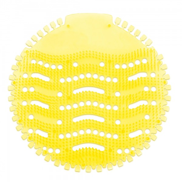 Vložka do pisoáru CITRÓN - vonné sítko do pisioáru 17 cm