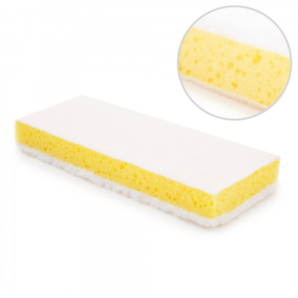 Houba pro podlahový mop z mikrovlákna na suchý zip 26,5 x 9,5 x 3 cm