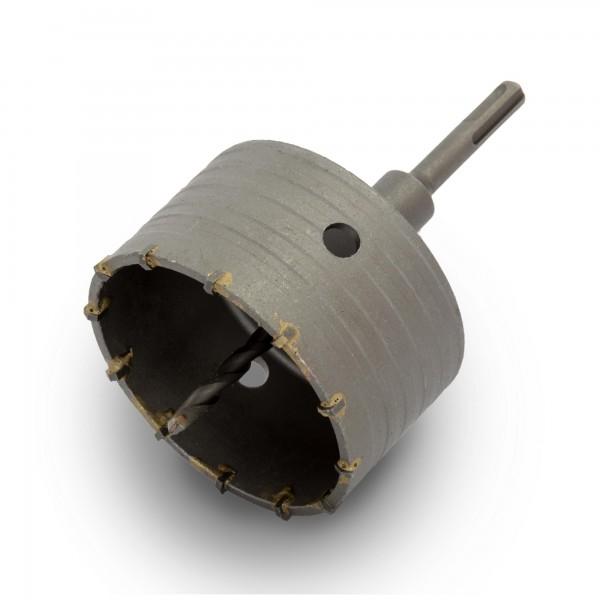 Vrták SDS PLUS do zdi korunkový 100 mm EXTOL PREMIUM