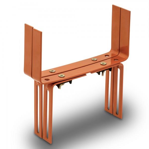 Držák truhlíku terakota typ H do 25 kg