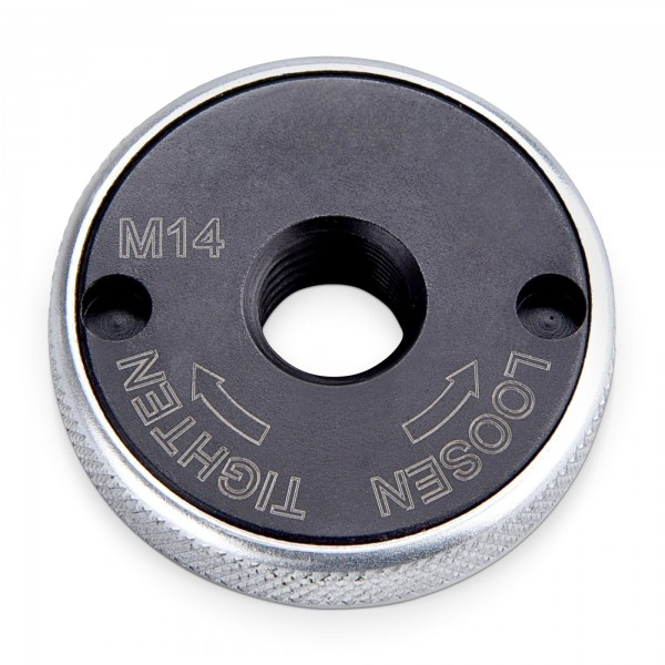 M14 matice rychloupínací pro úhlové brusky Click-Nut od 1000 W - 46,9