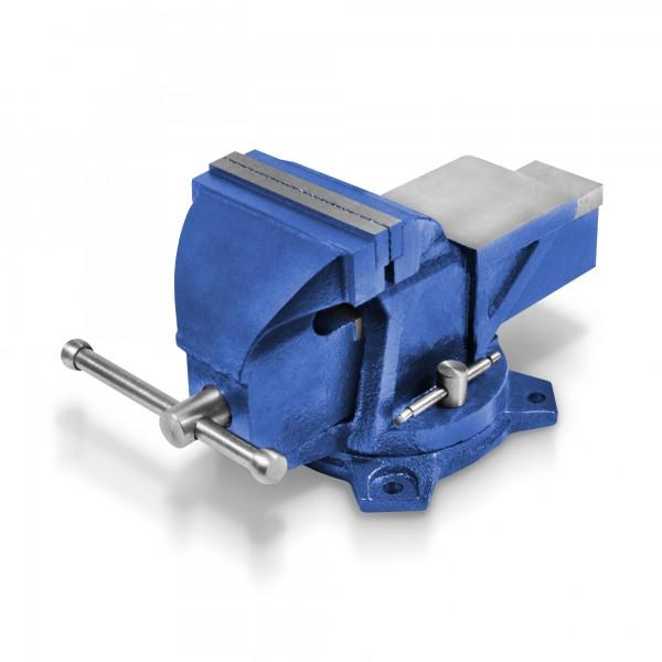 Svěrák 125 mm 12,5 kg otočný s kovadlinou