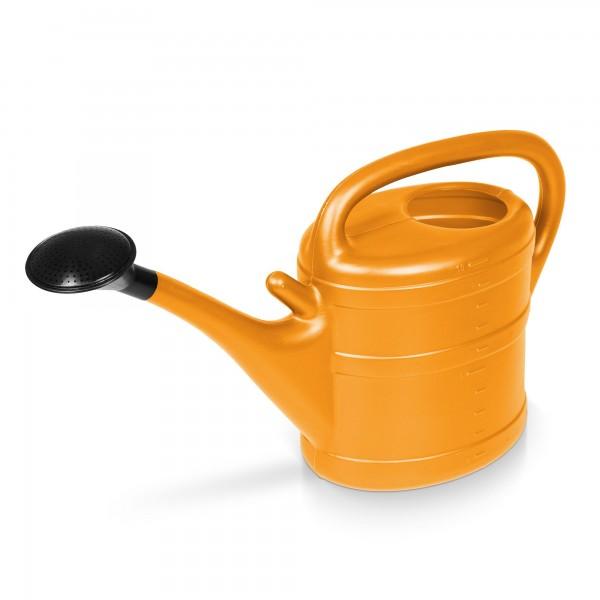 Zahradní konev 10 litrů oranžová