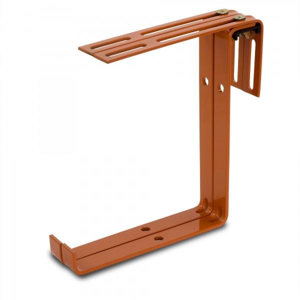 Držák truhlíku terakota typ F do 20 kg