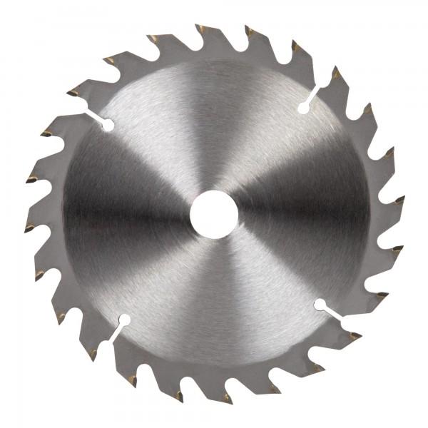 160 mm pilový kotouč - 24 zubů, tvrdý kov