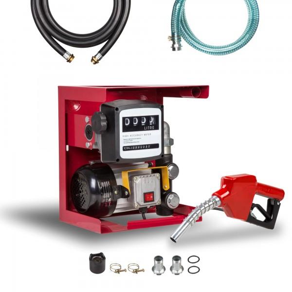 Čerpací stojan / čerpadlo na naftu a topný olej BDZS550