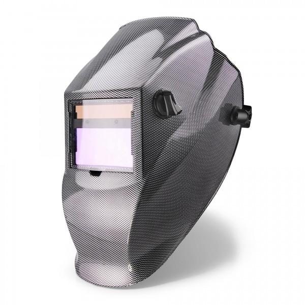 Kukla svářecí samostmívací, karbonová 100 x 50mm