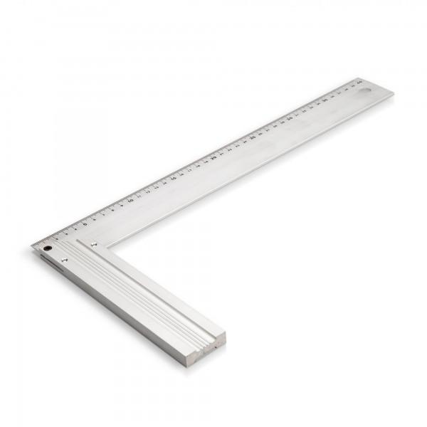 Truhlářský úhelník hliníkový 400 mm