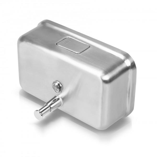 Nerezový dávkovač na tekuté mýdlo - (1200 ml)