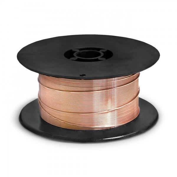 Svařovací drát 0.8 mm kovový MIG/MAG svářečka