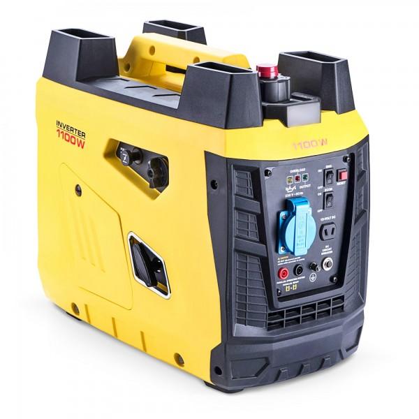 Elektrocentrála digitální invertorová 1100 W - 1,8 PS
