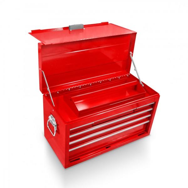 Kufřík na nářadí dílenský kufr kovový HWZK600-6