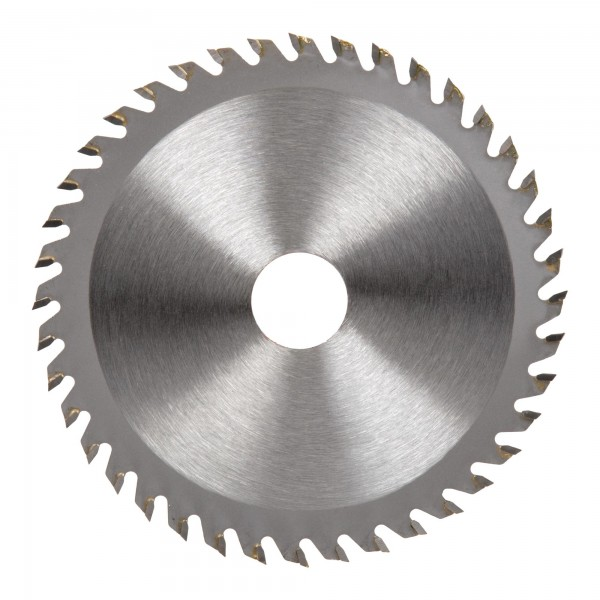 125 mm pilový kotouč - 40 zubů, tvrdý kov