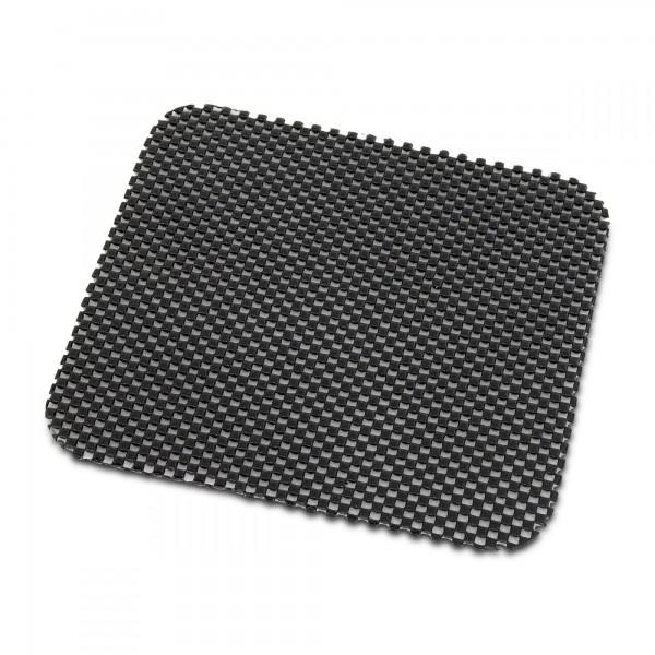 Protiskluzová podložka černá 20 x 22 cm, Compass