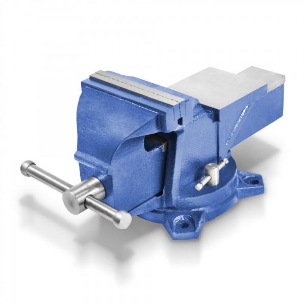 Svěrák 150 mm 19 kg otočný s kovadlinou