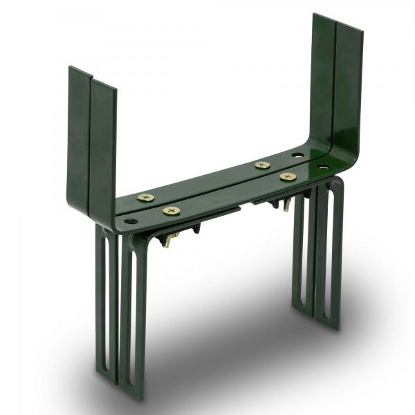 Držák truhlíku zelený typ H do 25 kg