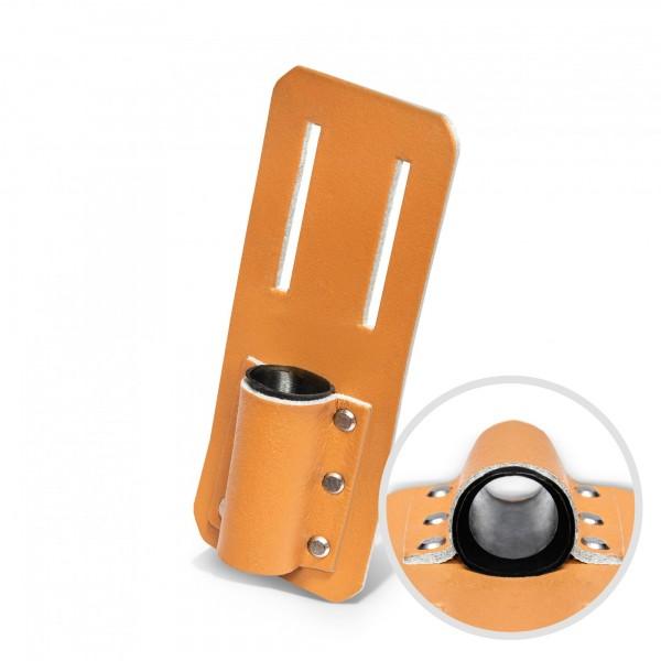 Kožený opaskový držák řáčny - 160 x 75 mm
