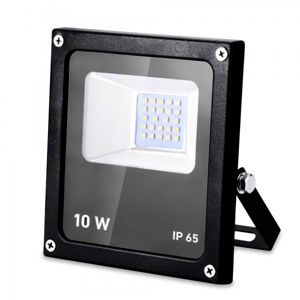 10 W širokoúhlý LED reflektor - 650 lumenů Eco