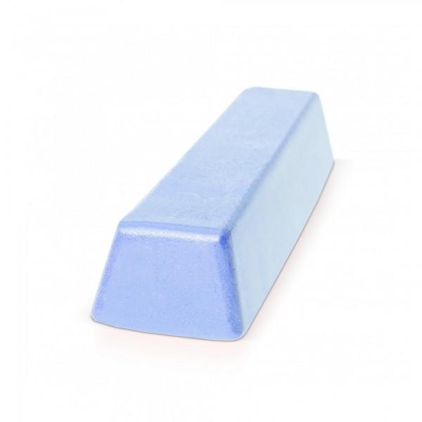 Leštící pasta 500 g modrá/jemná na tvrdé kovy