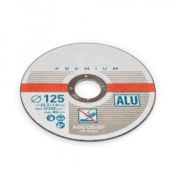 Kotouč řezný 8808402 na Alu 125 x 1,0mm